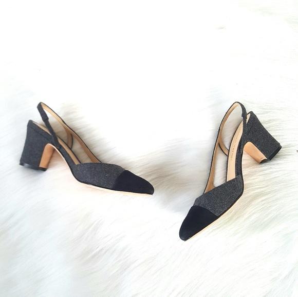 10c75b5654 Ivanka Trump Shoes | Liah 2 Slingback Heel Nwt | Poshmark
